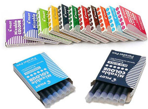 Pilot Parallel Ink Cartridges