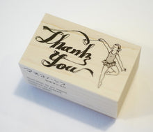 Load image into Gallery viewer, GOAT Ballerina Rubber Stamp