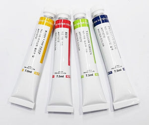 Alpha Artists Watercolors in 7.5ml Tube