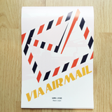 LIFE Via Air Mail Letter Pad
