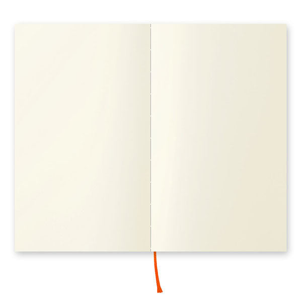 Midori MD B6 Blank Notebook (English Caption)