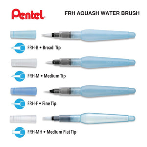 Pentel Aquash Water Color Brush
