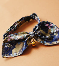 Load image into Gallery viewer, Mewji Cat Collar / Japan Motifs