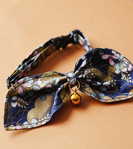 Mewji Cat Collar / Japan Motifs
