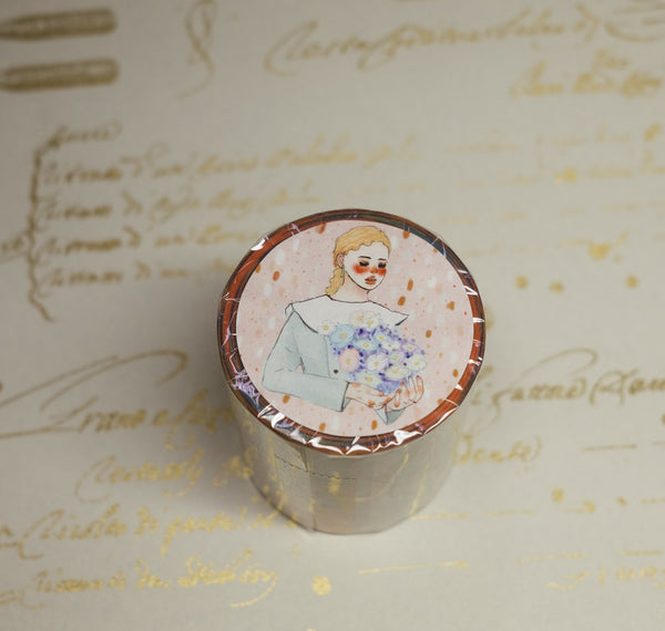 La Dolce Vita Waiting for Your Letter Washi Tape