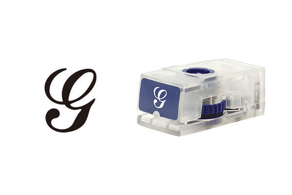 Embosser Cartridge G