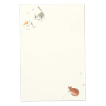 Load image into Gallery viewer, Japanese Letter Paper Pad // Cat