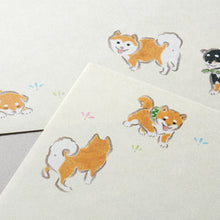 Load image into Gallery viewer, Japanese Letter Paper Pad // Dog