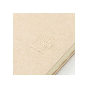 MD B6 Paper Notebook Cover