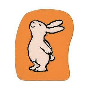 Kodomo No Kao Rubber Stamp // Rabbit Looking Up