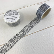 Load image into Gallery viewer, eric small things - Stationery Washi Tape