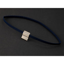 Load image into Gallery viewer, Midori Clip Band A5 // Navy