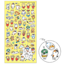Load image into Gallery viewer, Mind Wave Gorogoro Nyansuke Everyday III Stickers