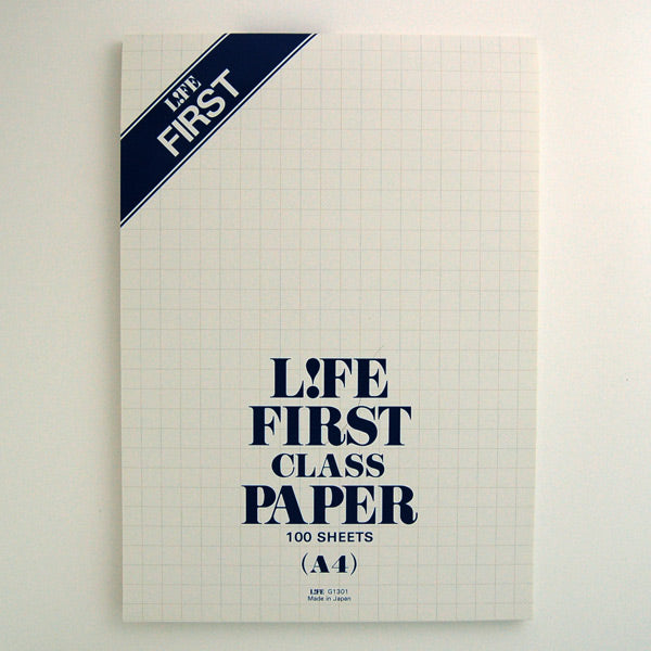 LIFE First Class Paper 100 sheets // A4