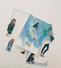 Load image into Gallery viewer, La Dolce Vita Everyday Girls Memo Pad