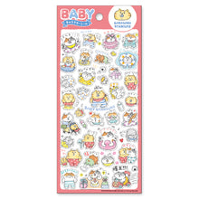 Load image into Gallery viewer, Mind Wave BABY Gorogoro Nyansuke Stickers