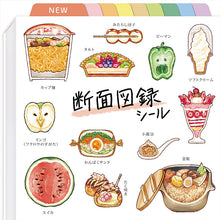 Load image into Gallery viewer, Mind Wave Rice Stickers