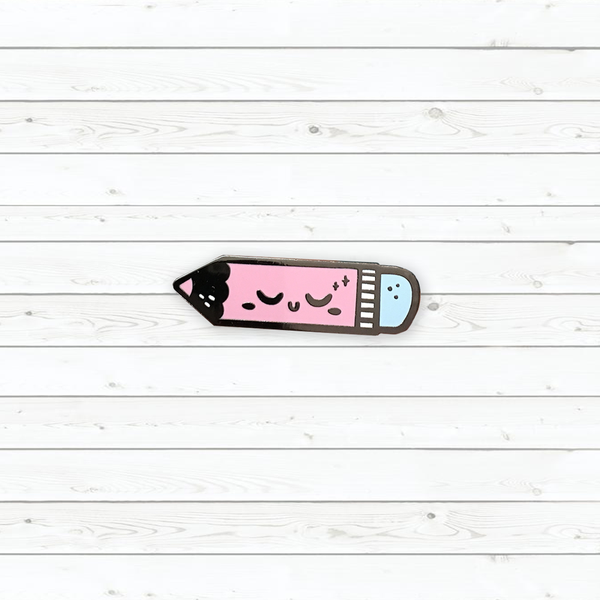 Enamel Pin : Pencil Club