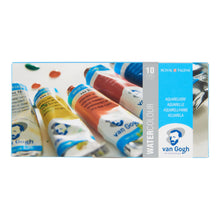 Load image into Gallery viewer, Water Colour Set in 10ml Tube // 10