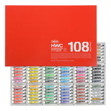 Load image into Gallery viewer, Holbein Artist's Watercolors in 5ml Tube (108)