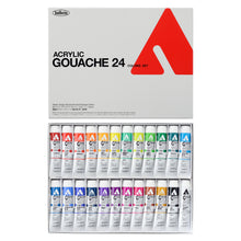 Load image into Gallery viewer, Holbein Acryla Gouache in 20ml Tube (24)