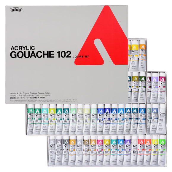 Holbein Acryla Gouache in 20ml Tube (102)