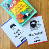 Say What? | Bahasa Melayu Playing Card Game