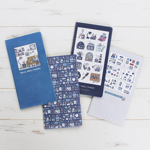 eric small things A5 Slim Notebook