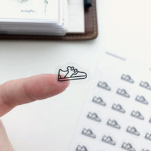 Load image into Gallery viewer, PapergeekCo Sticker // Sneakers