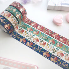 Load image into Gallery viewer, PapergeekCo Washi Tape // Chinoiserie Floral