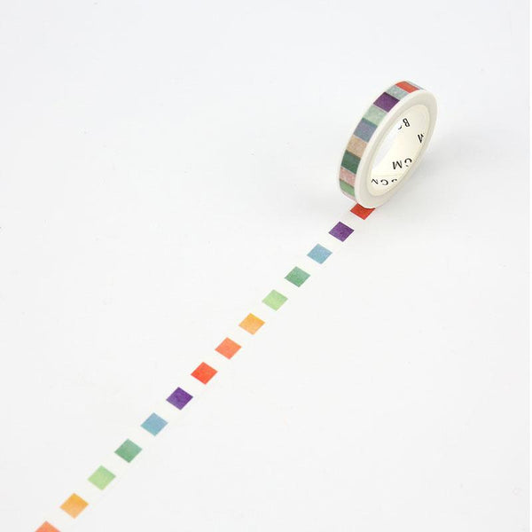 BGM Masking Tape |  Check Rainbow