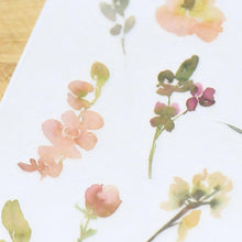 Load image into Gallery viewer, Mu Craft Print-On Sticker // Flower Field