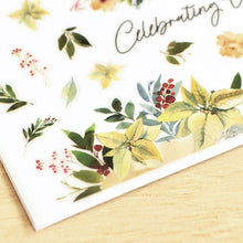 Load image into Gallery viewer, [CHRISTMAS] Mu Craft Print-On Sticker // Celebrating Winter