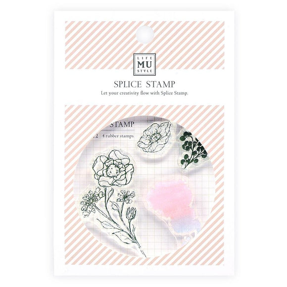 Mu Craft Clear Stamp // 02