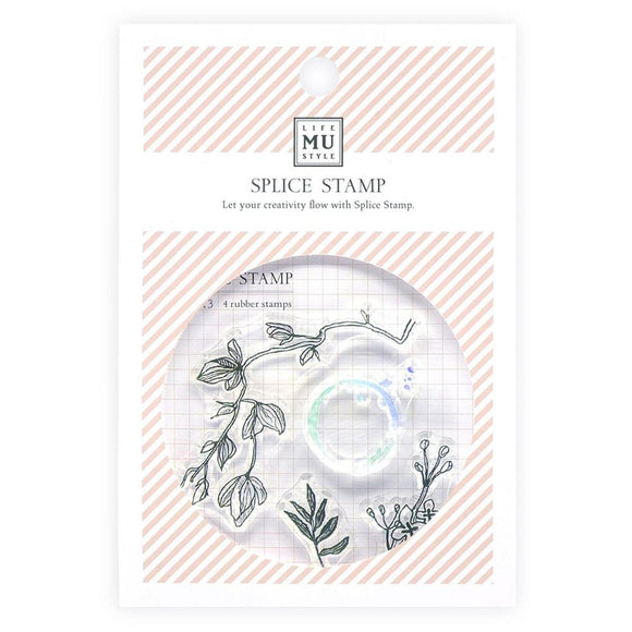 Mu Craft Clear Stamp // 03