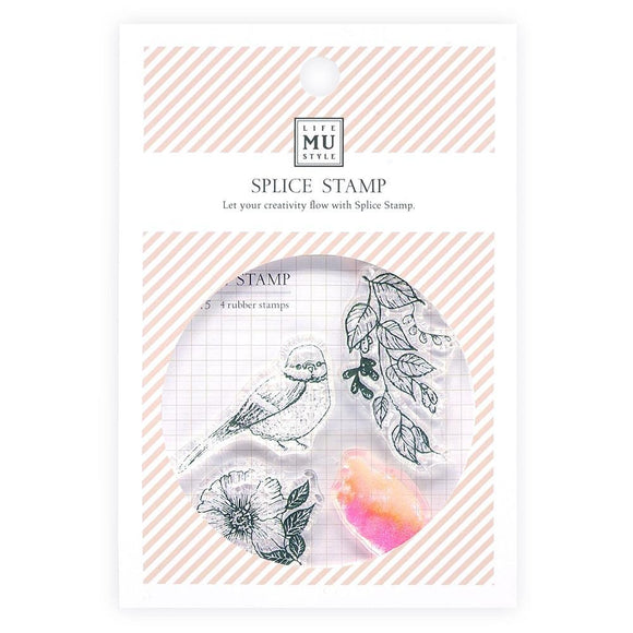 Mu Craft Clear Stamp // 05