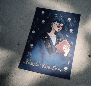 La Dolce Vita Postcard // Handle with Care