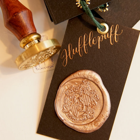 Hufflepuff House Wax Seal