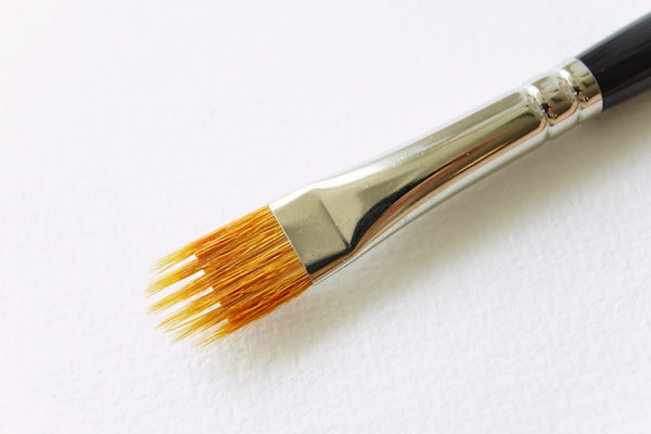 Rosemary 2230 Spikey Comber Golden Synthetic Brush