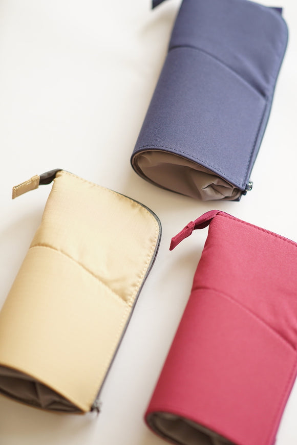 Kokuyo 'Zip Up & Pick' Pen Case