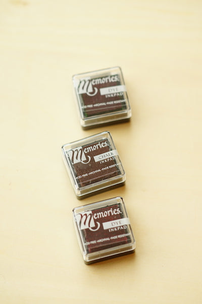 Memories™ Dye Mini Ink Pads