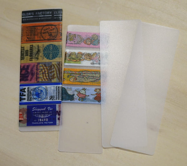 Washi Sampler PVC Cards