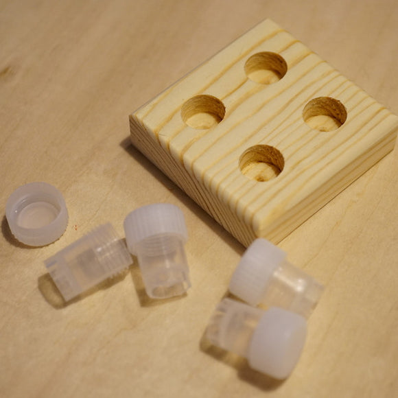 Screw-Top Square Dinky Dip (S)