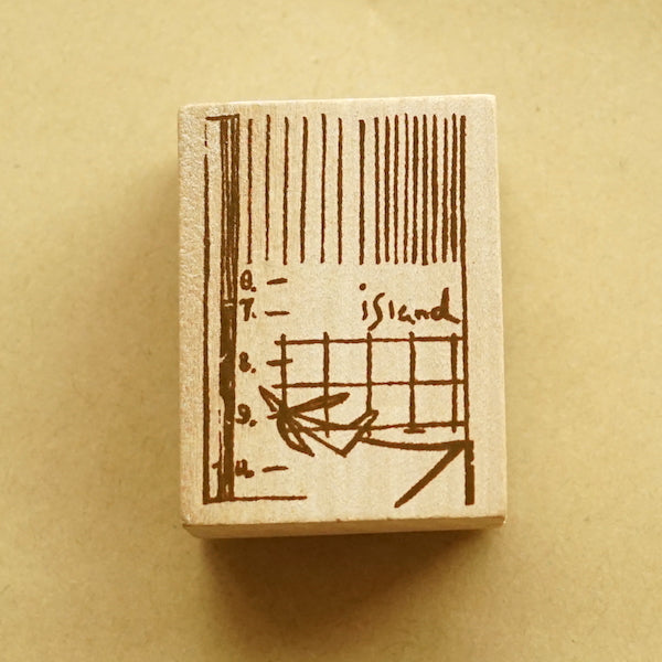 Chamilgarden Rubber Stamp Book C12