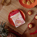 Bingka Pineapple Tart Card Pouch