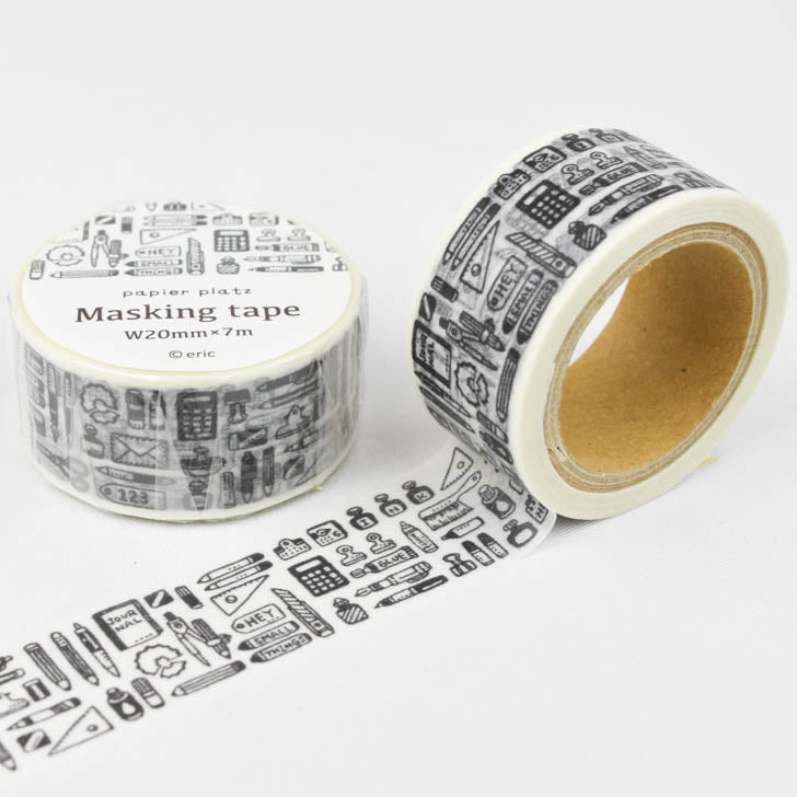 eric small things - Stationery Washi Tape
