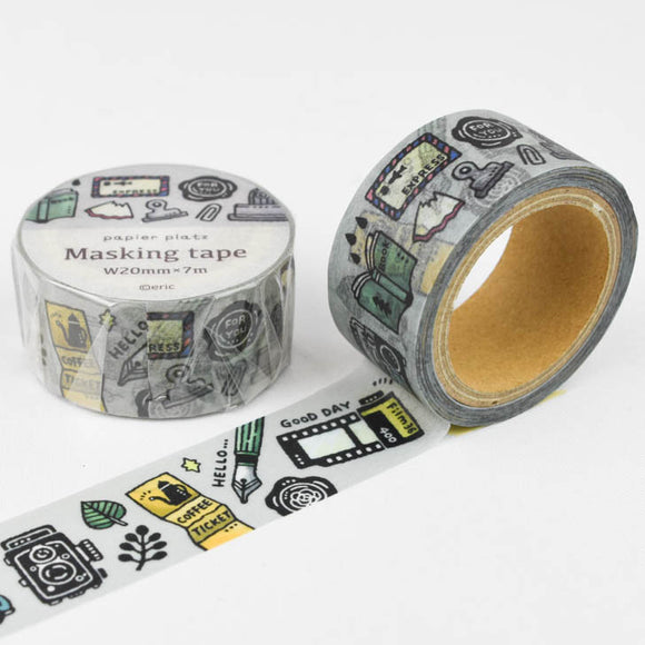 eric small things - Nostalgic Things Washi Tape