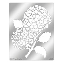 Load image into Gallery viewer, Hydrangea Stencil