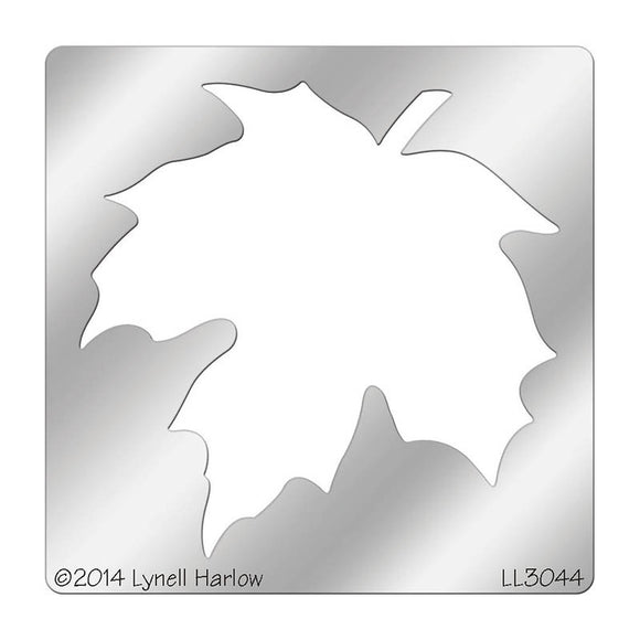 Maple Leaf Stencil (Large)
