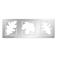 Load image into Gallery viewer, Leaf Icons Stencil